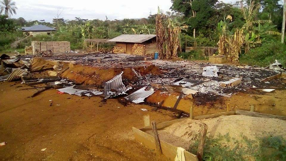 Crise anglophone: Les leaders Anglophones dénoncent 73 villages brûlés les  forces de sécurité | CL2P